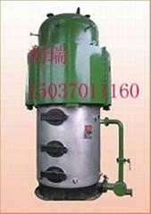 1吨立式热水锅炉
