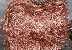 Scrap copper wire High Purity 99% China supply 2013