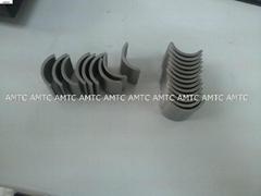 Samarium Cobalt(SmCo) Arc-segment  magnet for motor with coating Ni