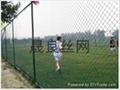 南京学校足球场围网