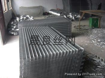 高层建筑地基加固钢筋焊接网 1