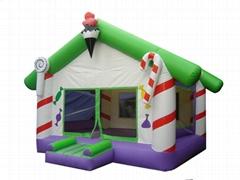 Hot sale indoor or outdoor inflatable castle