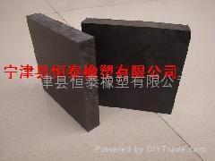 超高分子量聚乙烯阻燃板