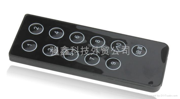 平板電腦防盜報警器支架 帶遙控 5