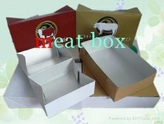 wholesale cardboard boxes,meat cardboard