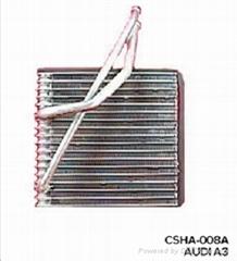 auto air conditioner evaporator