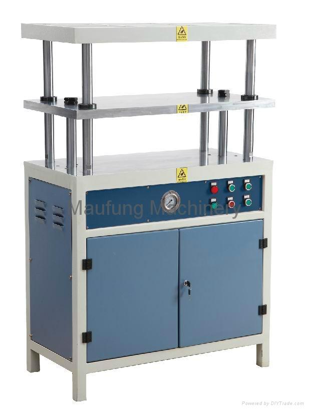Hydraulic Pressing Machine MF-800 binding machine 1