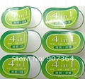round sticker printing/free shipping