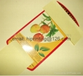 full color sticker printing/free