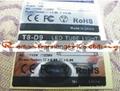 PVC sticker printing/free shipping/By DHL