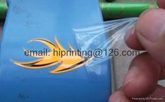 Pressure-sensitive sticker label