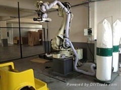 六軸多功能工業切割機器人