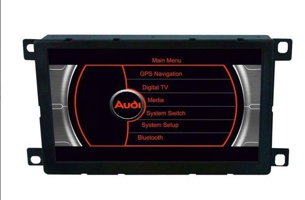 AUDI Q7 Car Pad 1