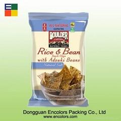 Good quality plastic snack bag for Artichoke pizza