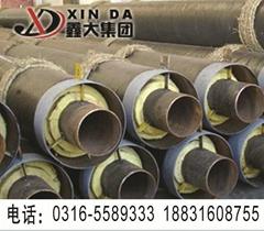 防腐蒸汽保温管