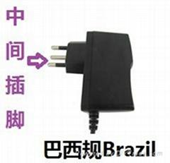 巴西规电源