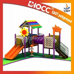 fun and safe playground set for children usement