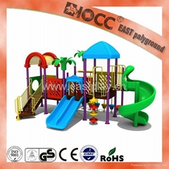 latest own design kids playground outdoor usement
