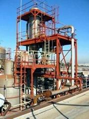 TVR evaporator Thermal Vapour Recompression evaporator