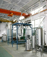 Thermal recycling extraction units thermal recycling extractor