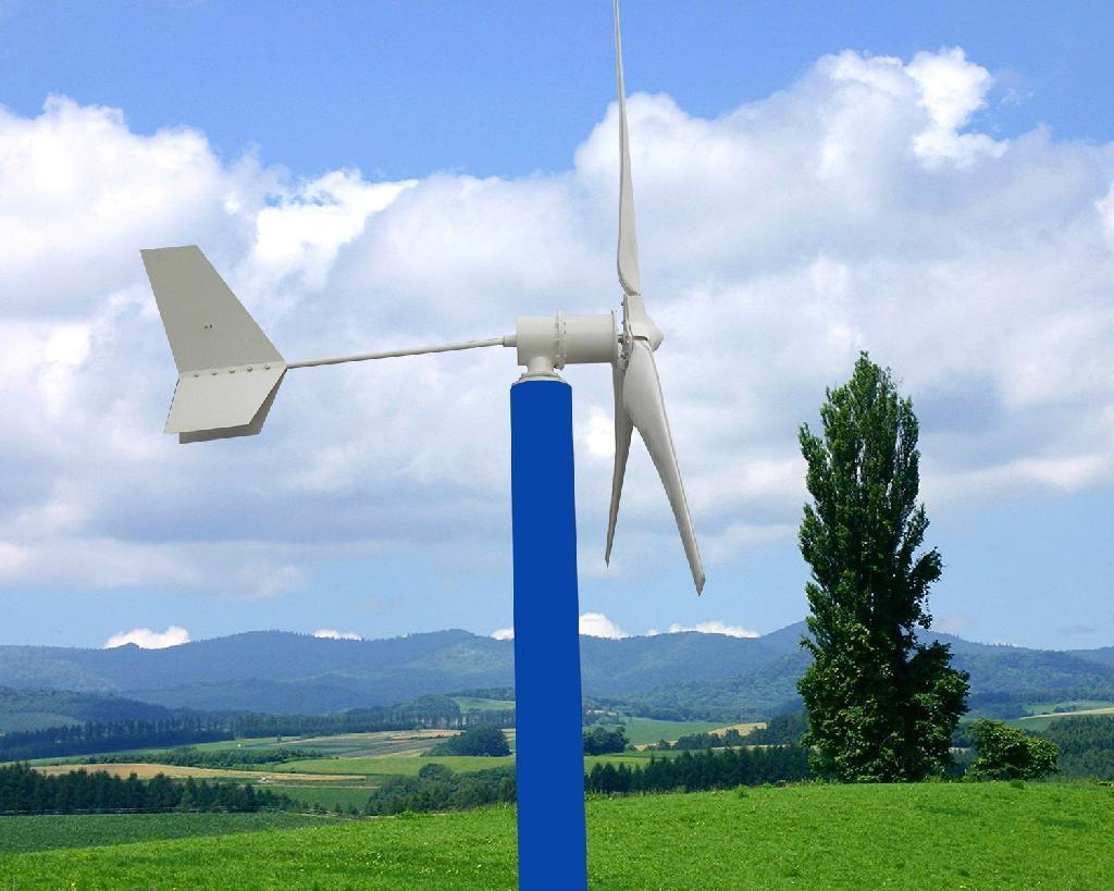 3KW wind turbine - FD-M series - Ouyad (China Manufacturer
