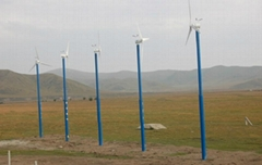 5kw/10kw wind turbine generator system