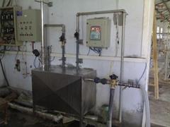 并列式挤奶机全自动清洗系统