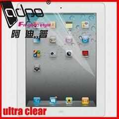 New clear ipad2/3screen protector