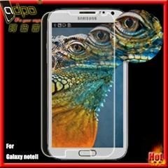 samsuang galaxy note2 screen protector