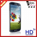 new arrival  clear matte anti-glare screen protector for samsung s4