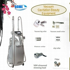 Vacuum cavitation beauty equipment M8+2