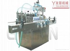 CHY-2T全自动液体双头灌装机