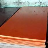 桔红防静电电木板