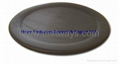Wooden round tray with high quality