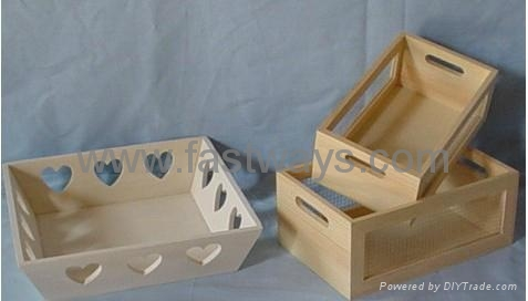 Wooden Tray for Home Decor Fastways China Manufacturer