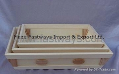 Cheap Wooden Tray for Home Decore