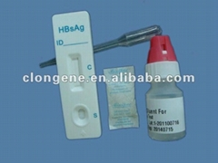 Rapid One Step HBsAg Test Kit