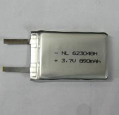 Polymer Li-ion Battery