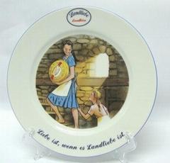 ceramic hanging plate