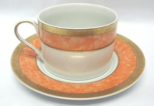 ceramic cup saucer 2