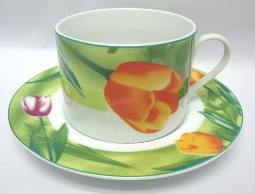 ceramic cup saucer 3