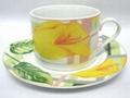 ceramic cup saucer 4