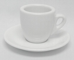 porcelain cup saucer