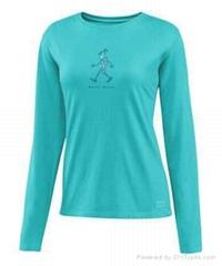 Lady's Long Sleeve T-shirt