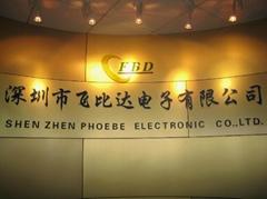 SHENZHEN PHOEBE ELECTRONIC CO ,LTD