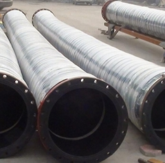 export dredge hose