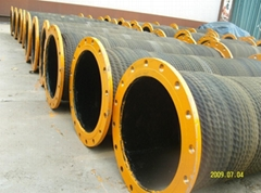 Large Diameter Rubber Dredging Suction Hose