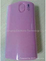 New high capacity mobile power bank charger 5200MAH
