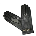 2013 new style and fasion good quality ladies sheep leather gloves