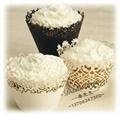 Wedding greeting cards invitations cake around edge hollow wholesale 3
